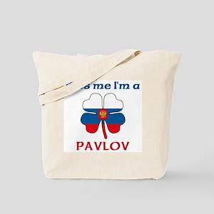 Pavlov Family Tote Bag