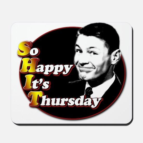 S.H.I.Thursday! Mousepad