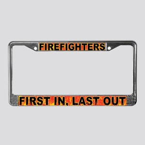Firefighter Car Accessories - CafePress