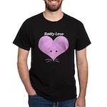 Ratty Love Dark T-Shirt