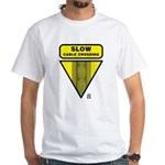 Men K2 White T-Shirt