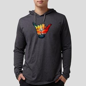 Shaka Rainbow Long Sleeve T-Shirt