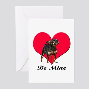 My Chihuahua Valentine Greeting Cards (Package of