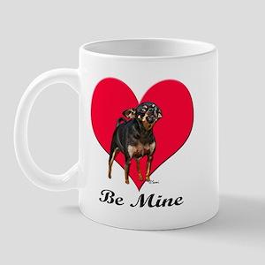 My Chihuahua Valentine Mug