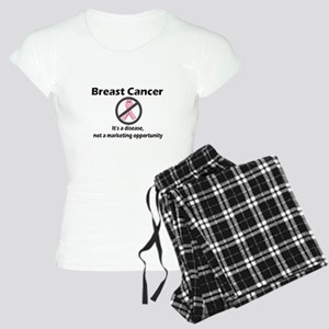 Breast Cancer - Not a Marketing Opportunity! pajam