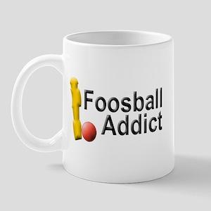 Foosball Addict Mug
