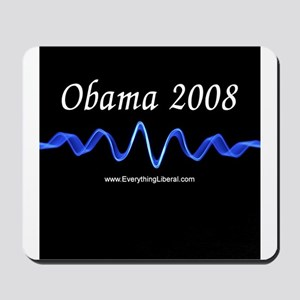 Obama_Wave Mousepad