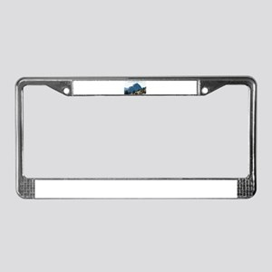 Half Dome, Yosemite License Plate Frame