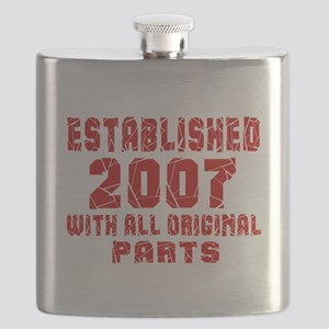 Established 2007 With All Original Parts Flask