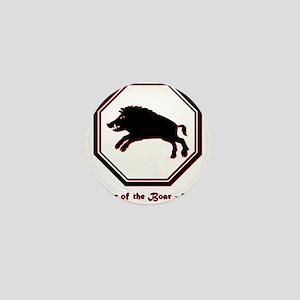 Year of the Boar - 2019 Mini Button