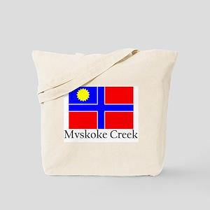 Mvskoke Creek Tote Bag
