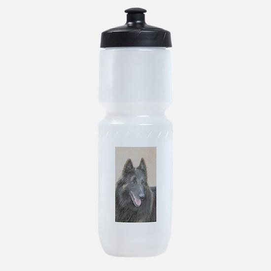 Belgian Tervuren Sports Bottle