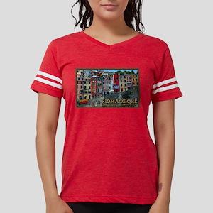 Riomaggiore Waterfron T-Shirt