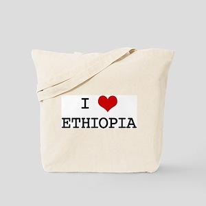 I Heart ETHIOPIA Tote Bag