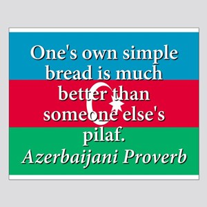 Ones Own Simple Bread Small Poster