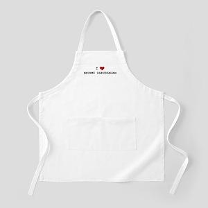 I Heart BRUNEI DARUSSALAM BBQ Apron