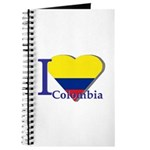 I love Colombia Journal