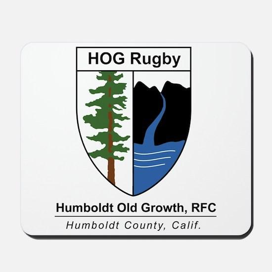 HOG Shield Mousepad