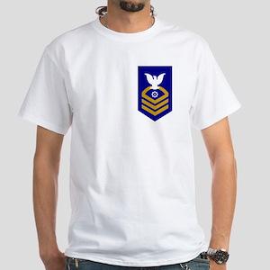 TRACEN Cape May MKC White T-Shirt