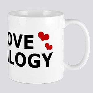 I Love Genealogy Mug