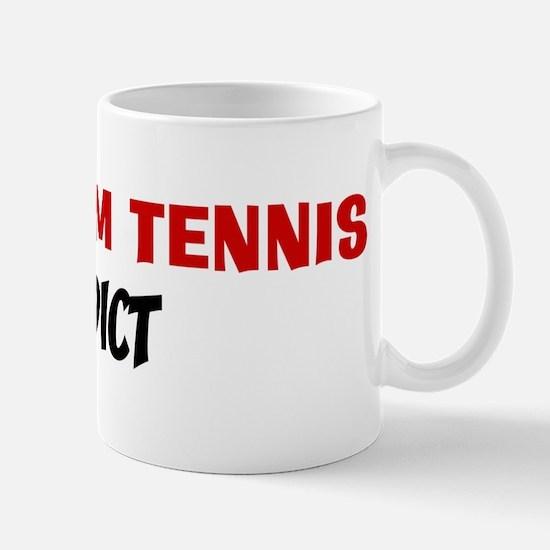 Platform Tennis Addict Mug