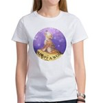 Adopt a wolf and wolf howling Women's T-Shirt