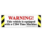 C204 Time Machine Warning
