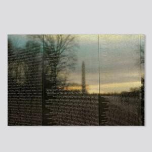 Washington D.C. Reflections Postcards Package of 8