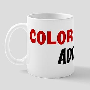 Color Guard Addict Mug