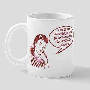 Get Some Breath Mints! Mug