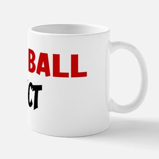 Paddleball Addict Mug