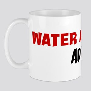 Water Aerobics Addict Mug