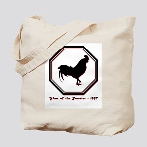 Year of the Rooster - 1957 Tote Bag