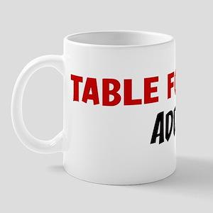 Table Football Addict Mug