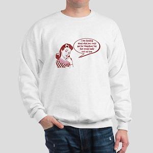 Get Lost! Sweatshirt