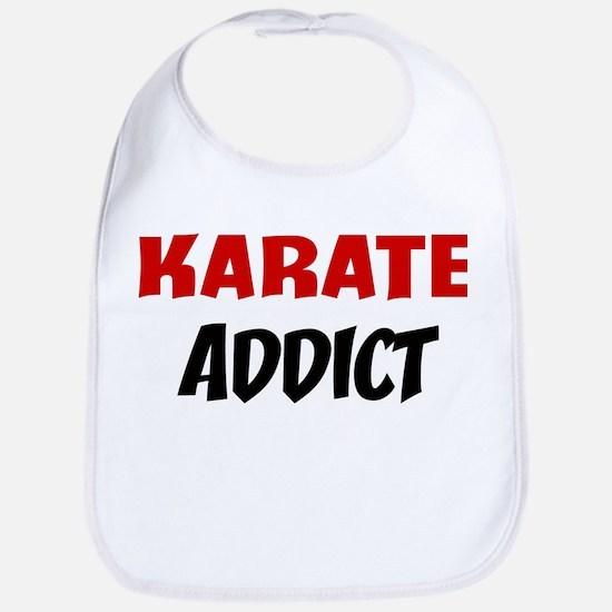 Karate Addict Bib