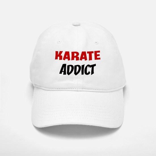 Karate Addict Baseball Baseball Cap
