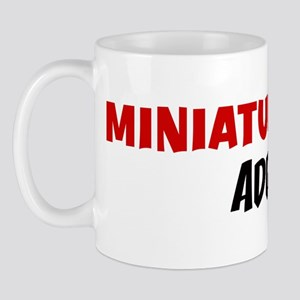 Miniature Golf Addict Mug