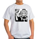 WHITE RHINO FAKING HIEROPHANT T-Shirt