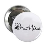 """Be Mine 2.25"""" Button (100 pack)"""
