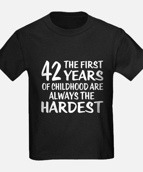 42 Years Of Childhood Are Always T