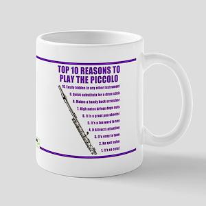 Piccolo Top 10 Mug