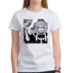 WHITE RHINO FAKING HIEROPHANT Women's T-Shirt
