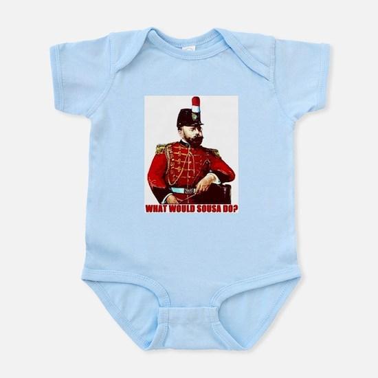 WWSD? Infant Bodysuit