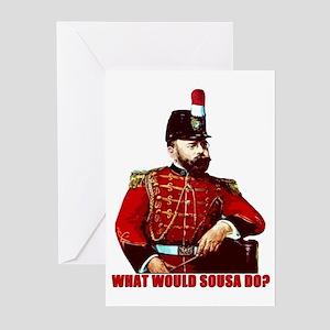 WWSD? Greeting Cards (Pk of 10)