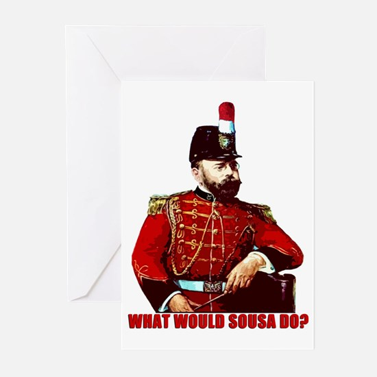 WWSD? Greeting Cards (Pk of 10)