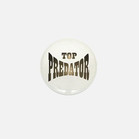 TOP PREDATOR Mini Button