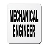 Mechanical Engineer Mousepad