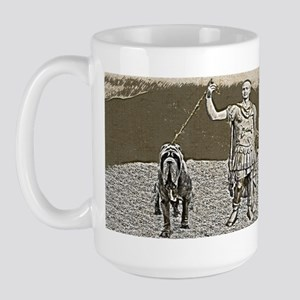 Neapolitan Mastiff Italian In Large Mug