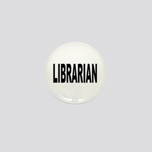 Librarian Mini Button